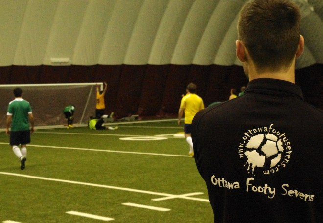 Back at the Lees Dome for Fall 2014