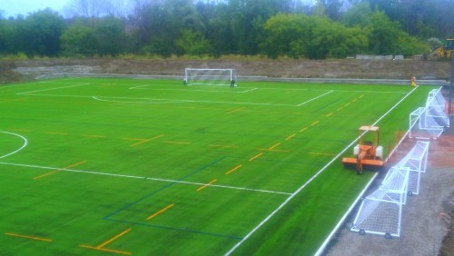 Raven Road Field at Carleton University
