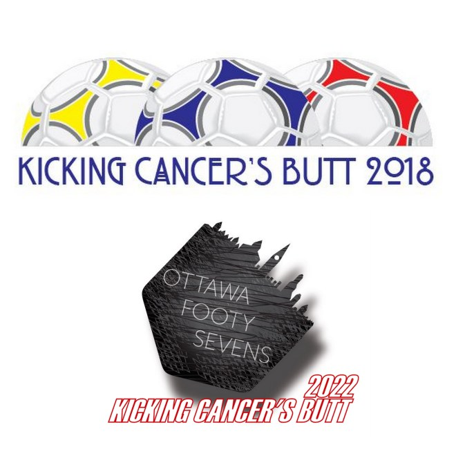 Kicking Cancer's Butt