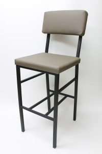 8400 Series Upholstered Bar Chair