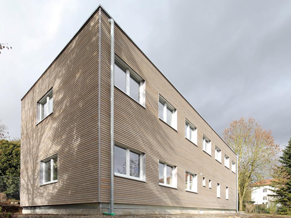 , Bürogebäude und Verwaltungsgebäude, Heinkel Modulbau