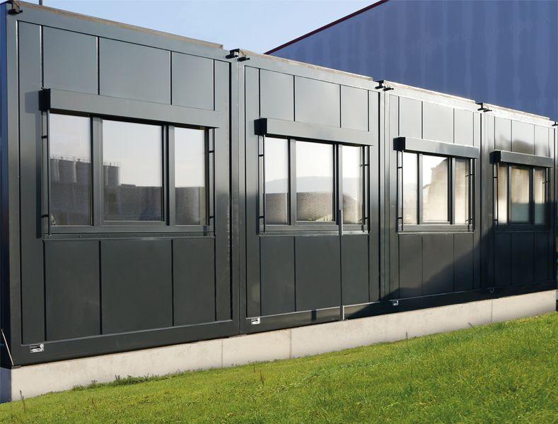 , Kärcher GmbH & Co. KG, Winnenden, Heinkel Modulbau