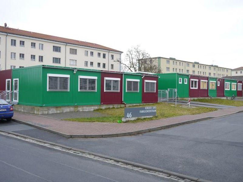 , Universität Würzburg, Heinkel Modulbau