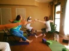 Chair Yoga with Ileana Yoga