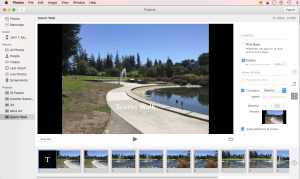 Configuring Slideshow Timing and Other Options