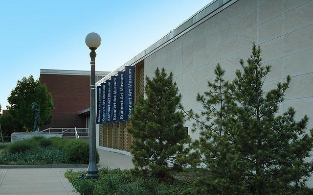 Krannert Art Museum, photo by Vince Smith