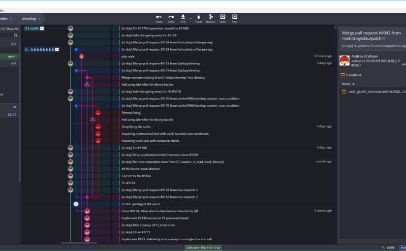 GitKraken – 好用的垮平台Git GUI