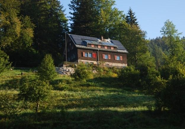 Naturfreundehaus Erbersbronn