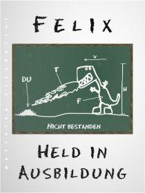 Felix - Held in Ausbildung: Cover
