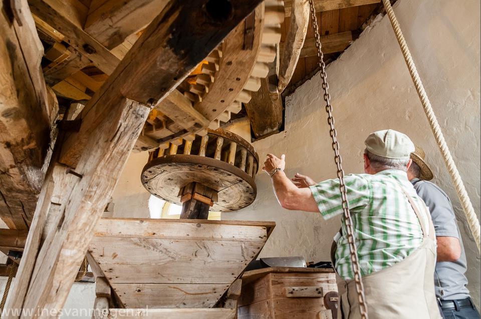Getreide Mühle