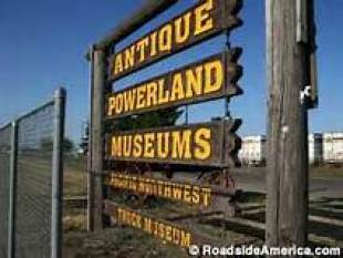 antique powerland