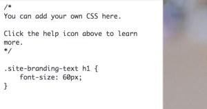 Egyedi CSS