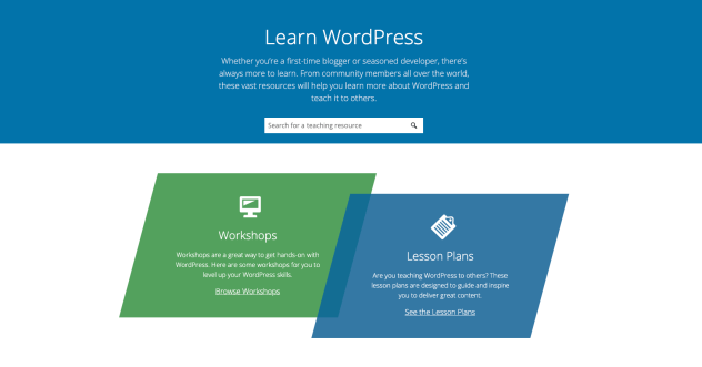 Introducing Learn WordPress