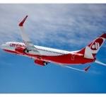 airberlin - B737-800 air to air