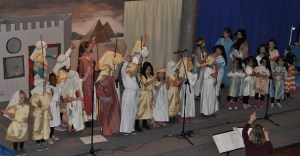 "Kindermusical ""Israel in Ägypten"""