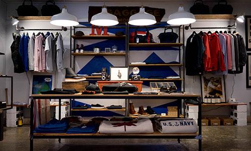 Leistungsspektrum Garderobe