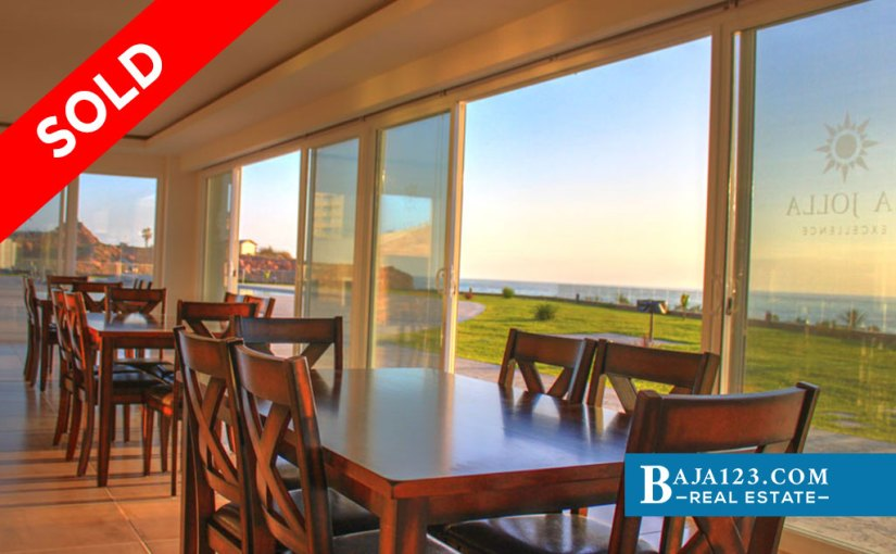 SOLD – Oceanfront Condo For Sale in La Jolla Excellence, Playas de Rosarito