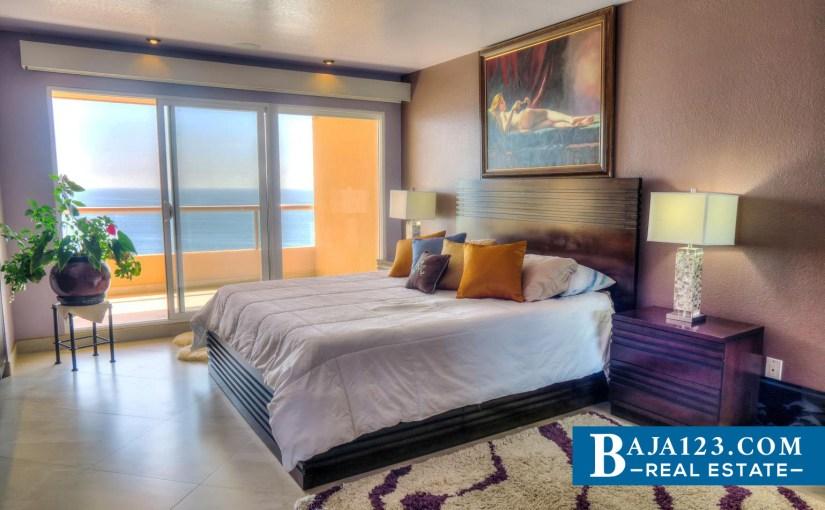 PRICE REDUCTION – Oceanfront Condo For Sale in La Jolla Real, Playas de Rosarito
