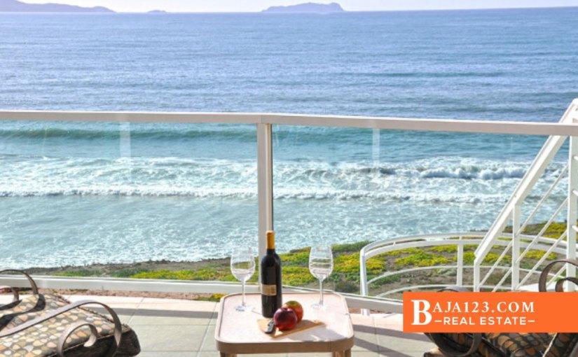Oceanfront Home For Sale in Real Mediterraneo, Tijuana – USD $640,000