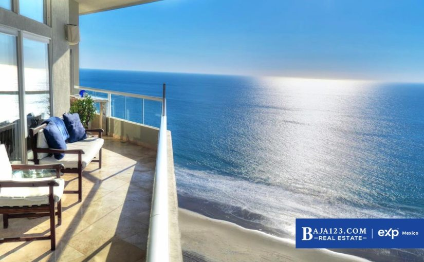Oceanfront Condo For Sale in La Jolla del Mar, Playas de Rosarito – $598,332 USD