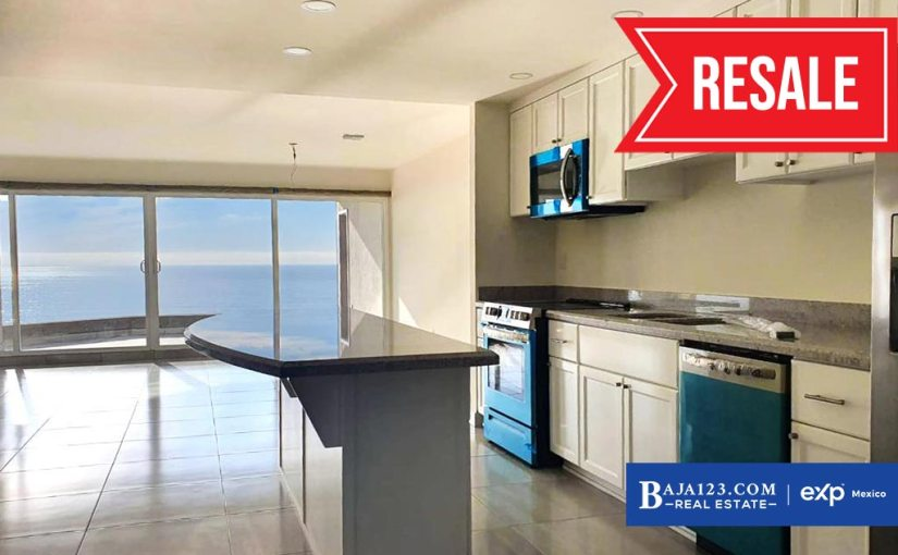 Oceanfront Condo For Sale in La Jolla Excellence, Rosarito – $388,000 USD