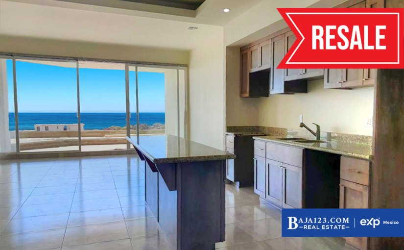 Oceanfront Condo For Sale in La Jolla Excellence, Playas de Rosarito – $388,000 USD