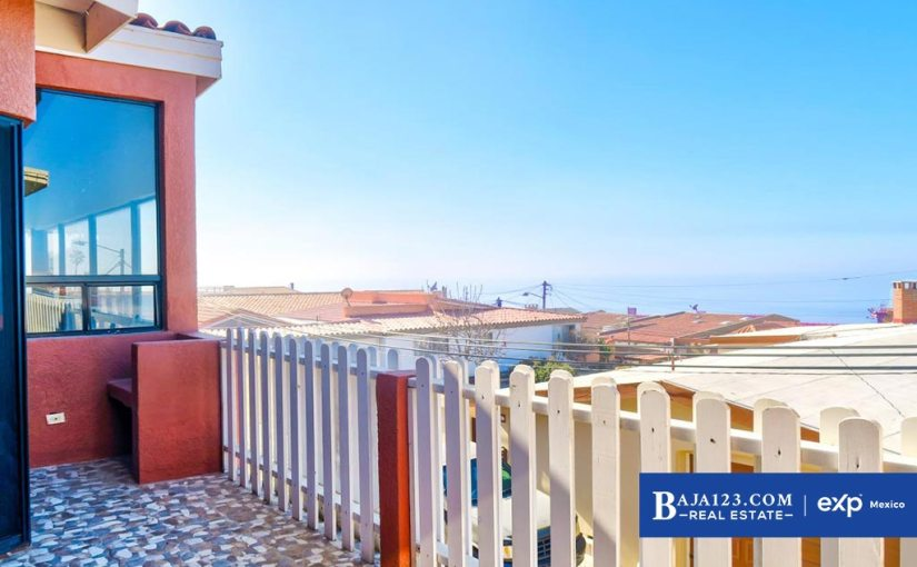 Oceanfront Home For Sale in San Antonio Del Mar, Tijuana – $227,000 USD