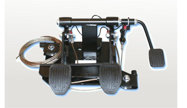 Revex-Flex Doppelpedale