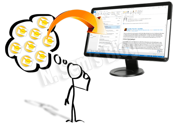 how to delete an outlook profile and pst file