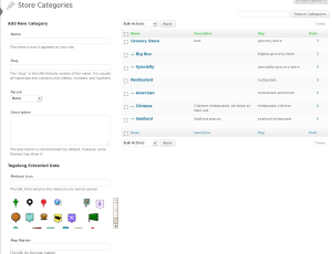Tagalong Early Release Category Manager