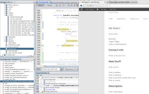 my dev desktop 2013-02-18
