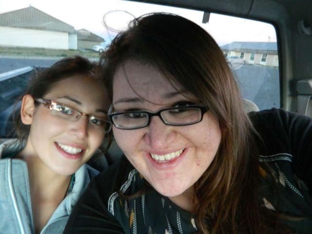 Ashley and Kimberly Loring