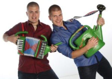 Komiker Duo Twinlikes