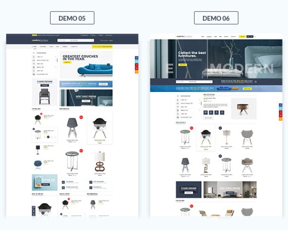 VG Emodern - Furniture Theme with 9 HomePages - 18