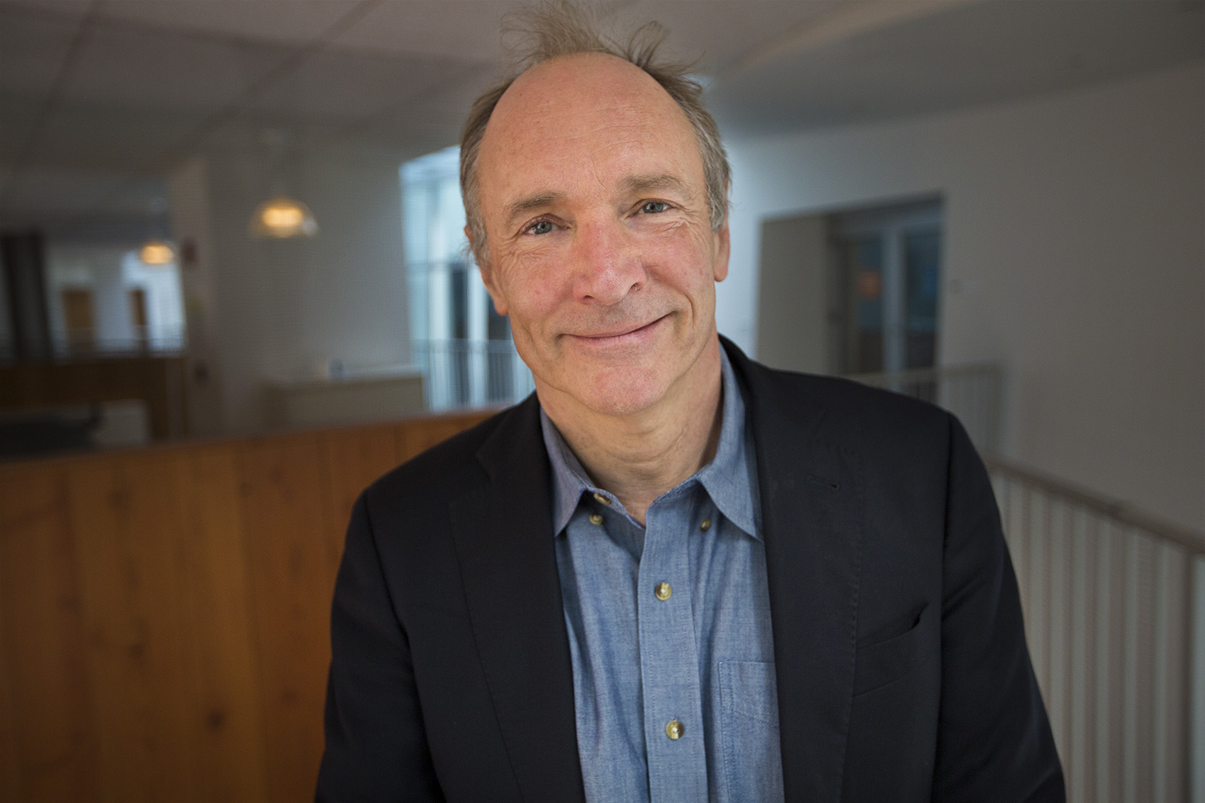 What The Founder Of The World Wide Web Thinks About The