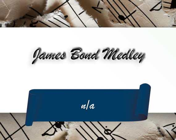 James Bond – Medley