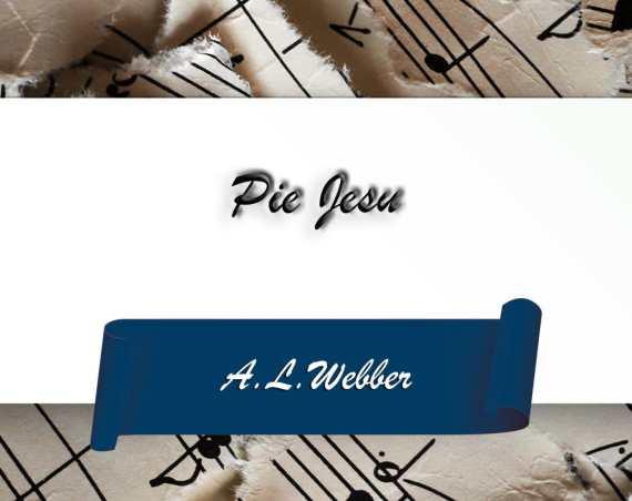 Pie Jesu – Webber Requiem