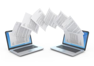 Files transfer.