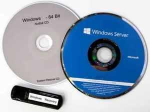 WindowsRecovery-Medien