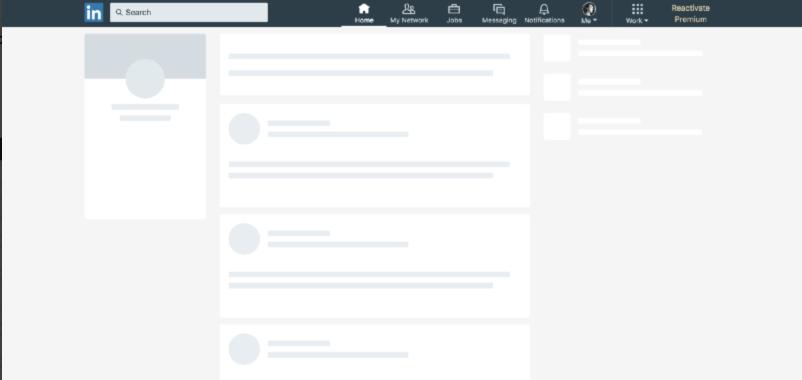 Для иллюзии быстрой загрузки страниц: правила создания скелетного экрана на сайтах и в приложениях