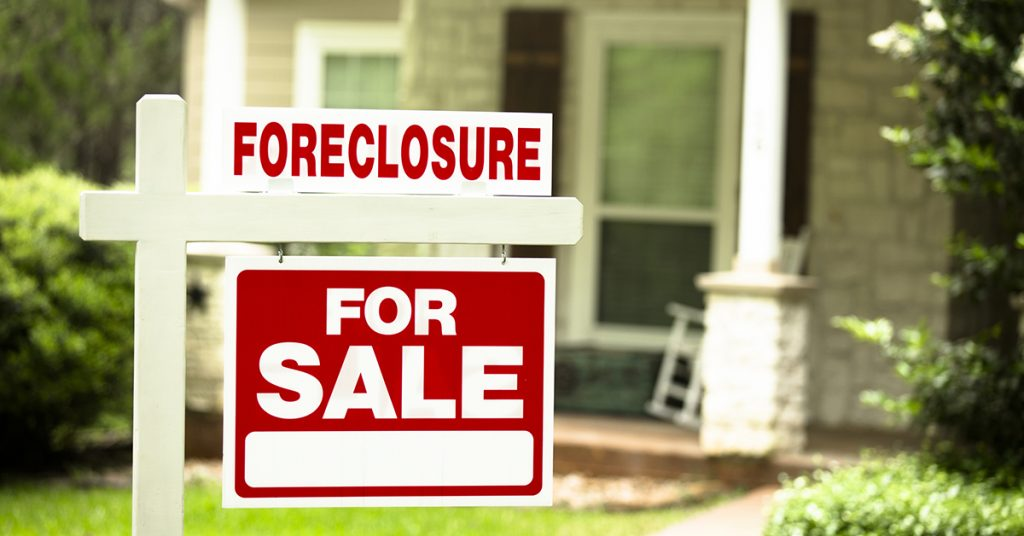 Ethics Buying Foreclosed Home
