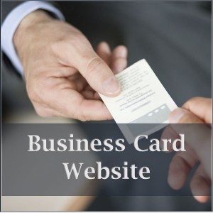 Business Card Website WordPress on Amazon Server Roswell Buford Alpharetta Atlanta
