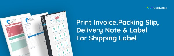 woocommerce pdf invoices packing slips delivery notes shipping Labels Wondershare