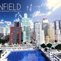 Modern Minecraft City Map Download