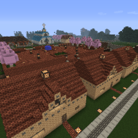 Harvest Moon Minecraft Farm Survival Map Download