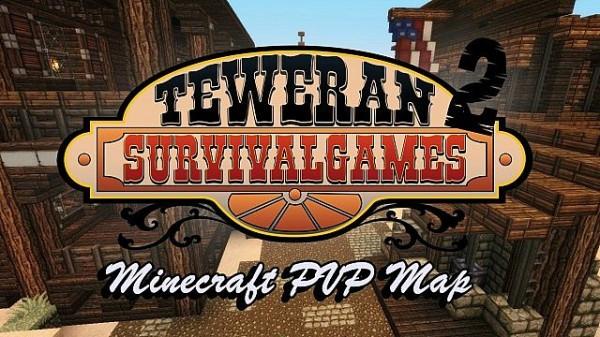 minecraft pvp western map download