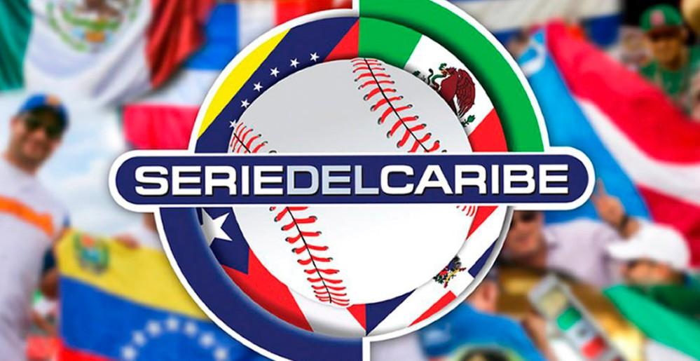 The logo for Serie del Caribe