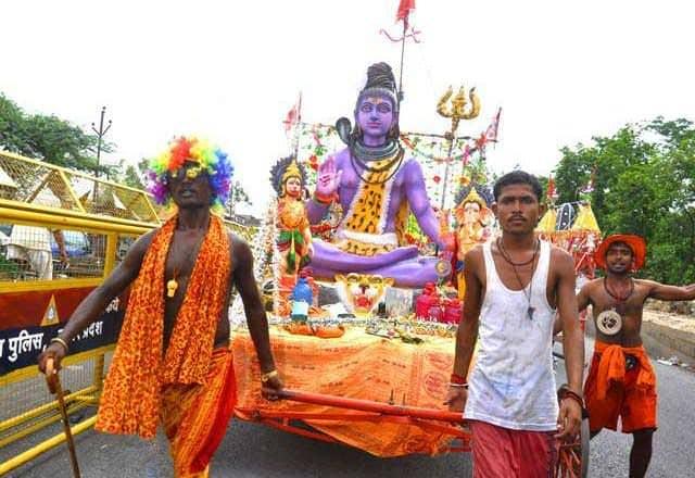 Violence during Shivratri