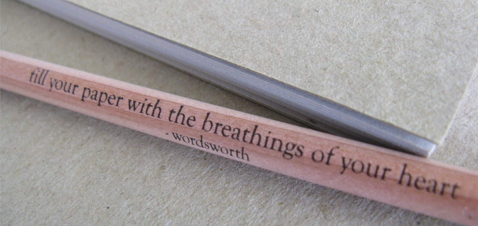 quote pencil (heart)