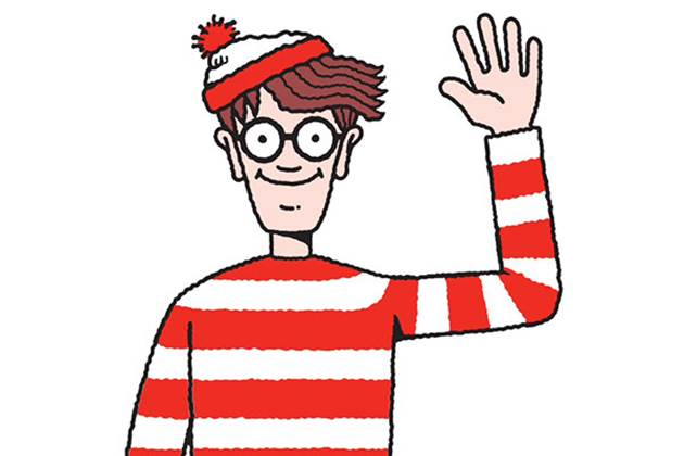 Existentialism and Where's Wally?